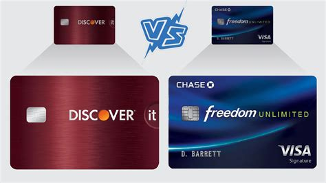 One one level, the discover it® miles works like a general travel credit card. Discover it Cash Back Credit Card vs. Chase Freedom Unlimited - CreditLoan.com®