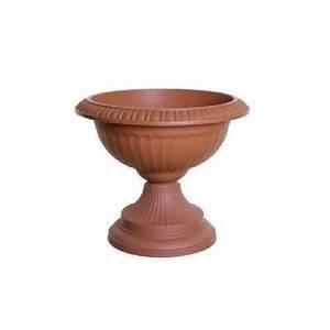 Pot En Terre Cuite Pas Cher : highridge whitefurze g1503 pot style grec couleur terre ~ Dailycaller-alerts.com Idées de Décoration