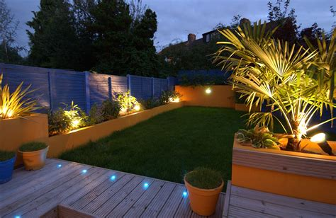 garden lighting making the most of your summer evenings