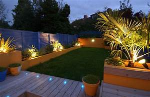 garden lighting making the most of your summer evenings With katzennetz balkon mit lumineo solar garden light