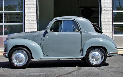 Fiat Topolino by The Mouse 1951 Fiat 500 Topolino