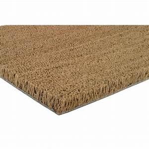 tapis brosse coco le metre lineaire With tapis brosse au mètre