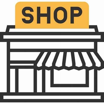 Icon Shopping Games Business Icons Retail Kirana