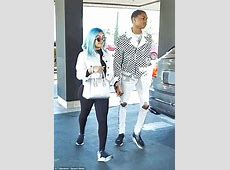 Blac Chyna's boyfriend YBN Almighty Jay proposes to her on