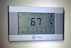 Trane Xl624 Thermostat