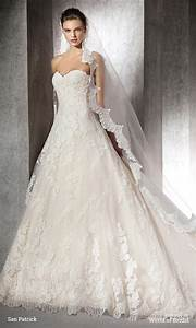 san patrick 2016 wedding dresses part 1 With san patrick wedding dress