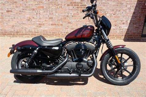 Modification Harley Davidson Iron 1200 by New 2018 Xl1200ns Sportster Iron 1200 In Twisted Cherry