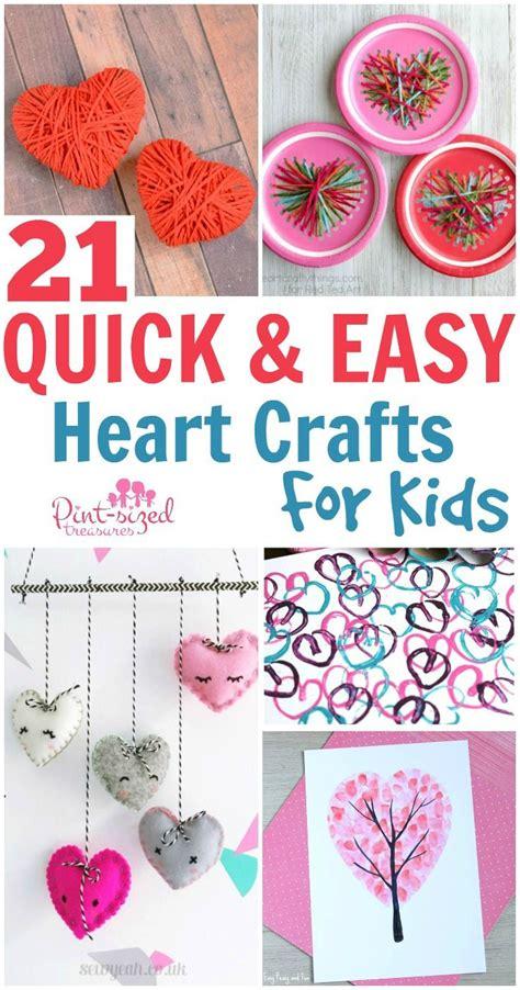 Best 25+ Easy Valentine Crafts Ideas On Pinterest  Diy