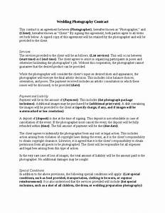 Best 25 wedding photography contract ideas on pinterest for Contract for wedding photography services