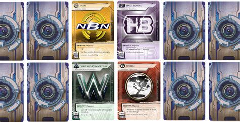 netrunner structure of a corporation deck erik twice