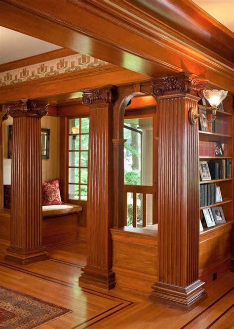 refined bungalow  portland restoration design