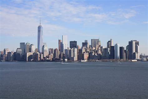 Boat Trip New York by New York January 2015 Boat Trip From Ellis Island To