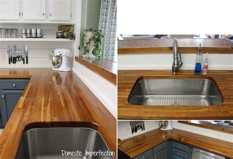 chopping block kitchen island 20 exles of stylish butcher block countertops