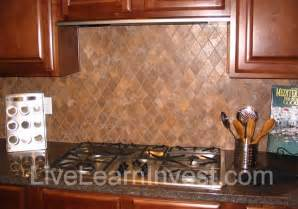 Cheap Kitchen Tile Backsplash Kitchen Backsplash Ideas