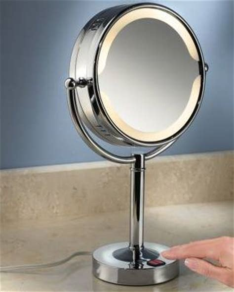 lighted magnifying mirror special lighted and unlighted magnifying makeup mirrors