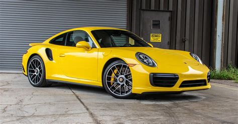 Review Porsche 911 by 2018 Porsche 911 Turbo S Review One Punch Proinertech