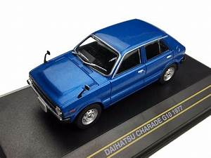 First43 1  43  Daihatsu Charade G10 1977 Blue F43