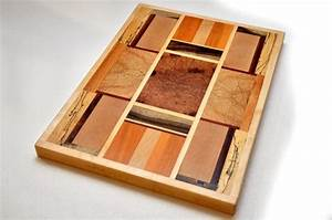 Finely Crafted Hardwood Cheese Board/Serving Tray