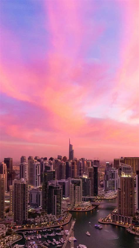 Free stock photo of dubai, Dubai Marina, landscape