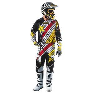 gear for motocross thor mx gear 2013 phase rockstar combo youth car