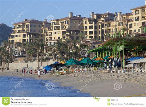 mango deck cabo hurricane cabo san lucas mexico editorial stock photo image 46311163