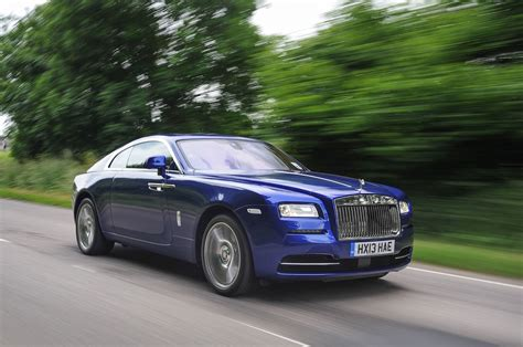 2018 Rolls Royce Wraith First Drive Motor Trend