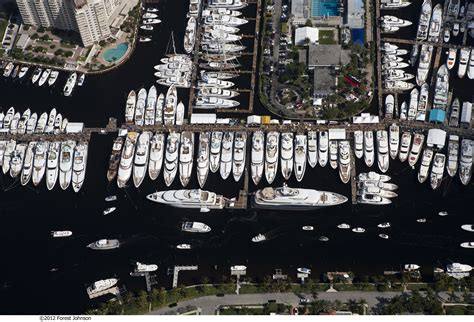 53rd Annual Fort Lauderdale International Boat Show October 25 by Fort Lauderdale Hosts The 54th Annual Fort Lauderdale