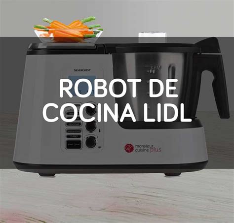 robot de cocina lidl en  robot de cocina barato