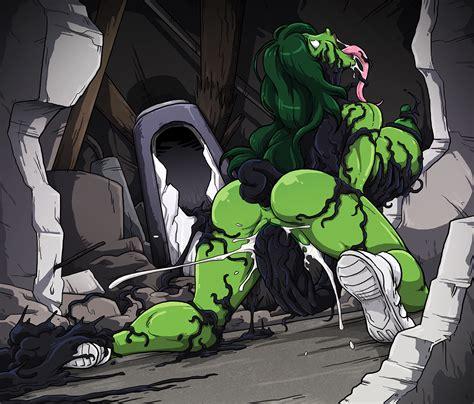 Sensational She Hulk Symbiote Sex By Sparrow Hentai Foundry