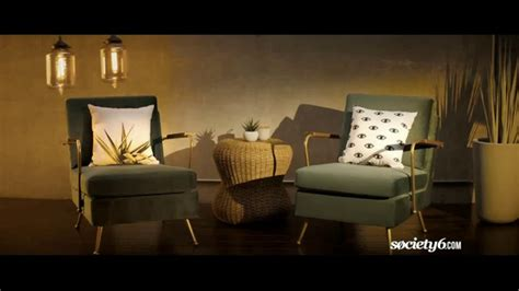 Society6 Home Decor : Society6 Tv Commercial, 'shop For One-of-a-kind Home Decor