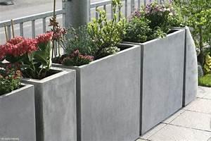Blumenkübel Selber Machen : blumenk bel aus beton 25 spektakul re dekoideen f r die terrasse ~ Markanthonyermac.com Haus und Dekorationen
