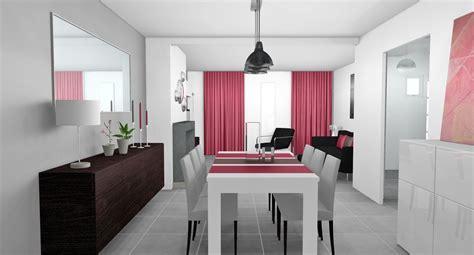 idee peinture salon noir  galerie avec deco salon gris