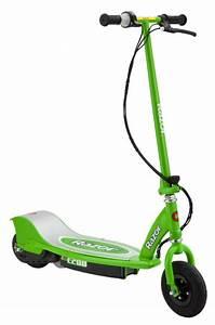 Razor E200 Electric Motorized Kids Scooter Green | eBay