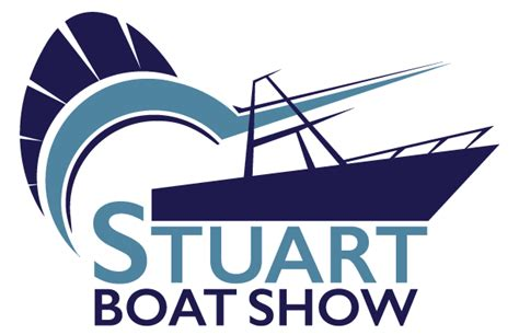 Boat Show Logo by The Stuart Boat Show The Largest Boat Show On The