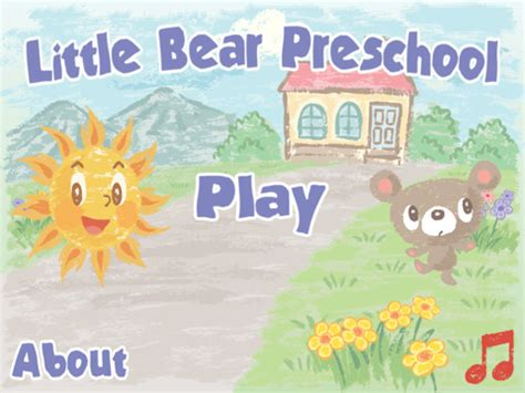 preschool free app for iphone 584   2592 3 little bear preschool free