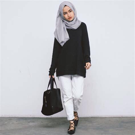 trend model busana muslim  siap percantik penampilan