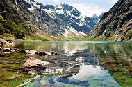 Lake Marian New Zealand