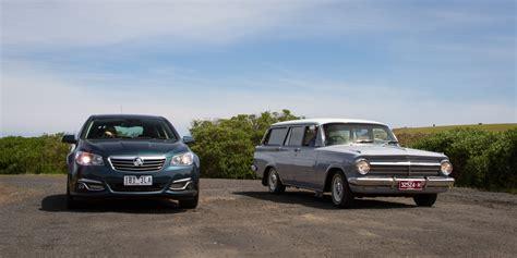 Sedan Vs Station Wagon by 50 Years Of Holden Wagon Calais V Sportwagon V Eh Holden
