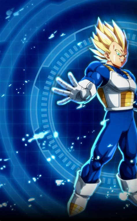 vegeta dragon ball fighterz full hd wallpaper