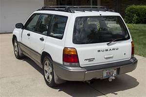 Subaru Forester I  Sf  2 0  122 Hp