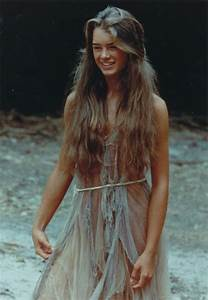 Brooke Shields in The Blue Lagoon, 1980 | 70's, 80's , 90 ...
