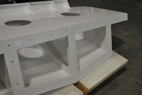 bracket twin engine build dusky boating css restoring 1985 powder coat profile thehulltruth