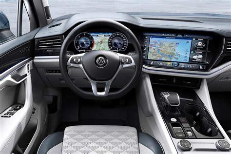 Interni Touareg - volkswagen touareg interior 2019 2 autobics