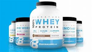 Bodybuilding Com Signature Supplements