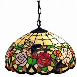 15, The, Best, Stained, Glass, Lamps, Pendant, Lights