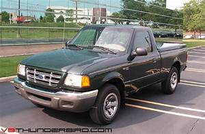 2002 Ford Ranger Xl Short Bed 2wd - 311a Vin Lookup