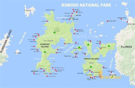 por las islas de komodo  flores indonesia teje rutas