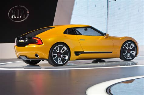 Report Kia Gt Sports Car Debuts This Year, Rio Gt Hot