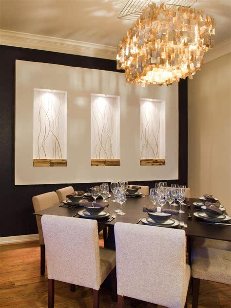 Set of 5 natural birch poles, framed birch art, large wall art, branch decor, birch trees wall art, white birch forest, high quality. 15 Dining Room Decorating Ideas | Living Room and Dining Room Decorating Ideas and Design | HGTV