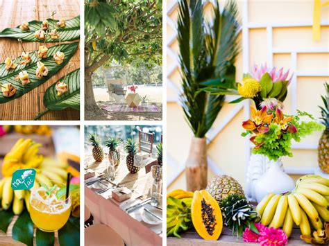 mariage tropical exotique la fabrique des instants